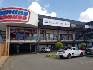 RETAIL SPACE TO LET IN CRESTA