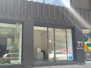 RETAIL SPACE TO LET IN BRAAMFONTEIN