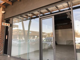 RETAIL SPACE TO LET IN KYALAMI