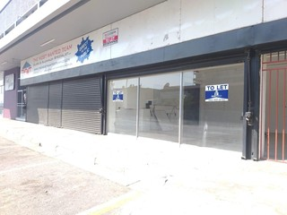 RETAIL SPACE TO LET IN EDENVALE