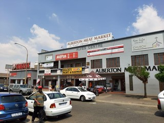 OFFICE TO LET IN ALBERTON
