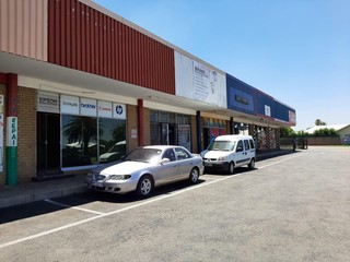 RETAIL SPACE TO LET IN ALBERTON