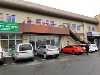 RETAIL SPACE TO LET IN NEW REDRUTH, ALBERTON