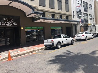 Retail space for sale in CBD